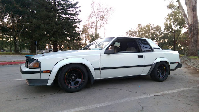 daily turismo 2jz swapped 1984 toyota celica gts. Black Bedroom Furniture Sets. Home Design Ideas