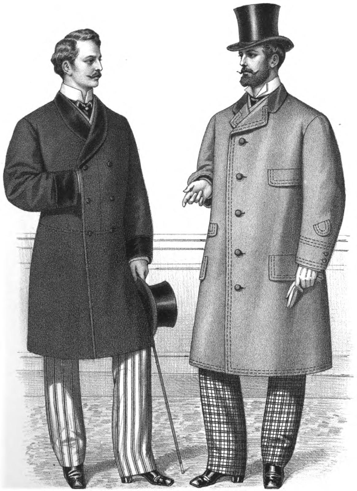 19th Century Historical Tidbits  1872 Historical Fashions 869e2629de1