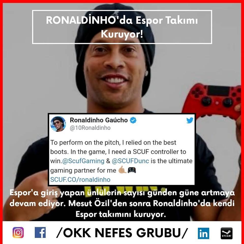 Ronaldinho Espor
