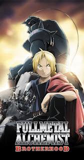 Fullmetal Alchemist: Brotherhood Dual Audio