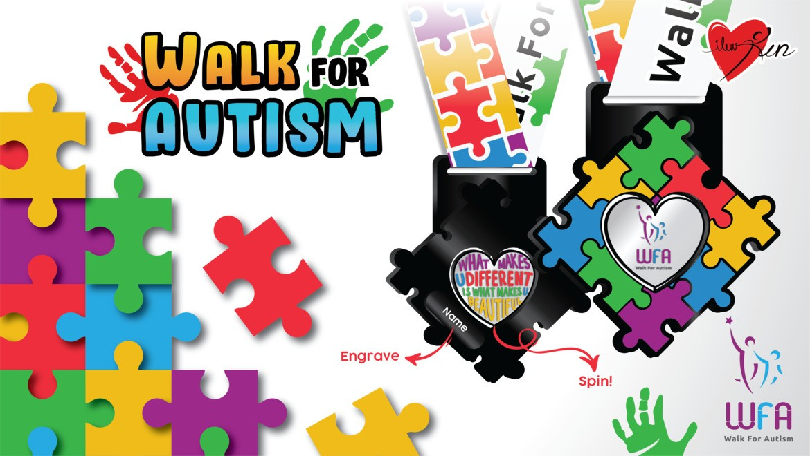 Walk for Autism • 2021