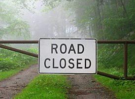 Smokies Announces Temporary Cataloochee Area Road Closures