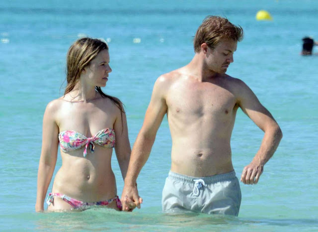 Vivian Sibold in Bikini in Formentera