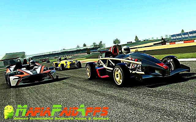 Real Racing 3 Apk MafiaPaidApps
