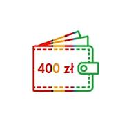 moneymania 8 mbank 400 zł