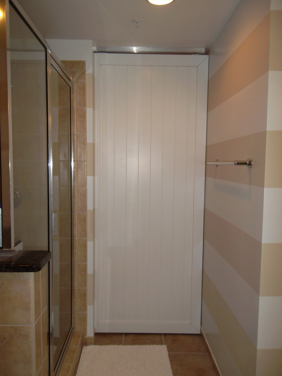 Quirks And Progress Diy How To Make Sliding Loft Doors