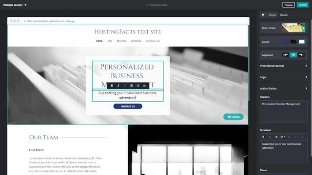 GoDaddy-website-builder-backend