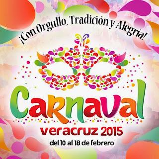 artistas carnaval veracruz 2015