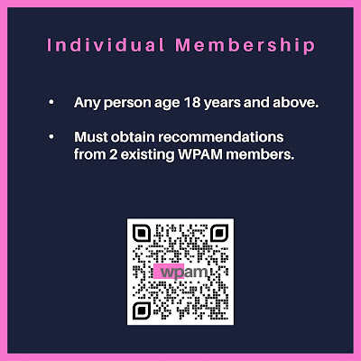 WEDDING PROFESSIONALS ASSOCIATION OF MALAYSIA (WPAM) membership Categories: Individual Membership requirement