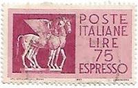 Selo Cavalos alados