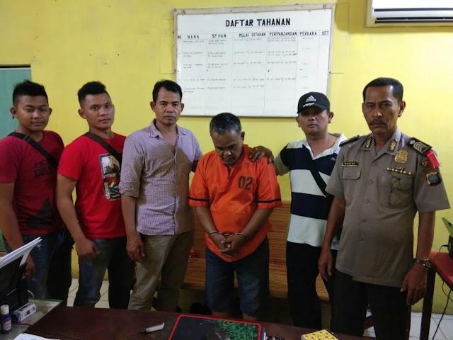 Tersangka pengedar narkoba di Tanjungbalai