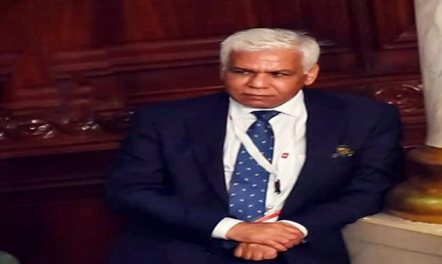 الصافي سعيد يعلق على أول أيامه في البرلمان