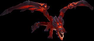 League of legends wild rift infernal dragon
