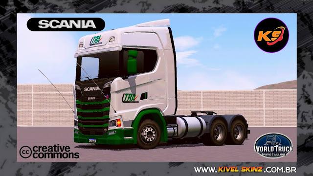 SCANIA S730 - TRA TRANSPORTES