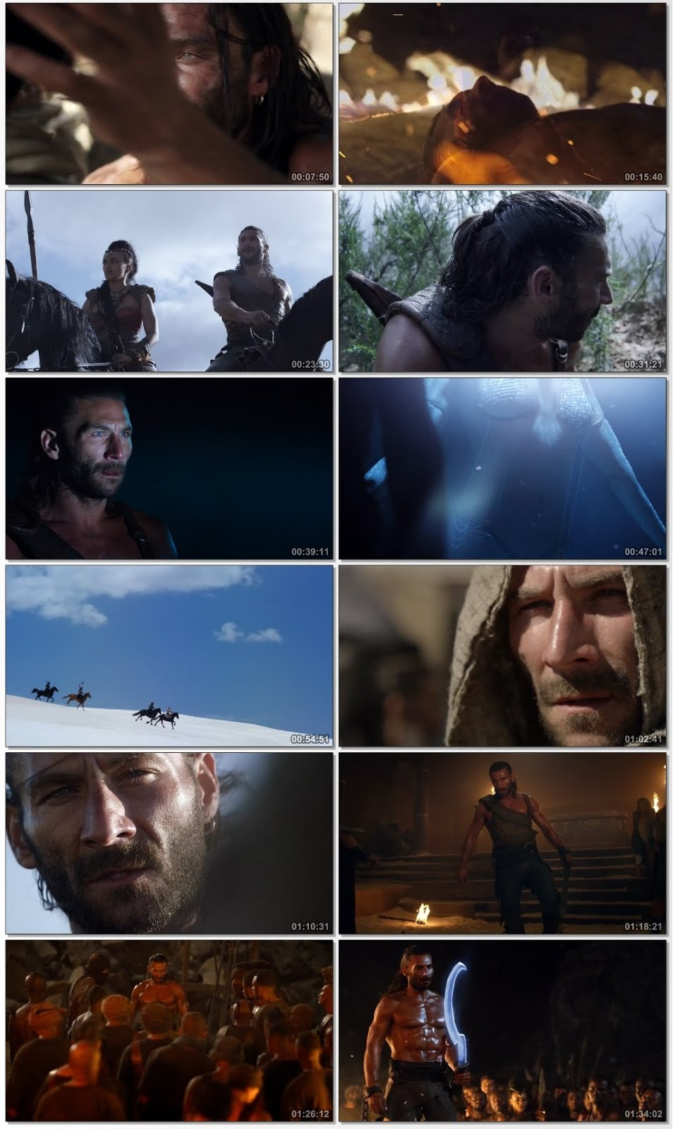 The Scorpion King Book of Souls (2018) English 720p HDRip 900MB ESubs 3