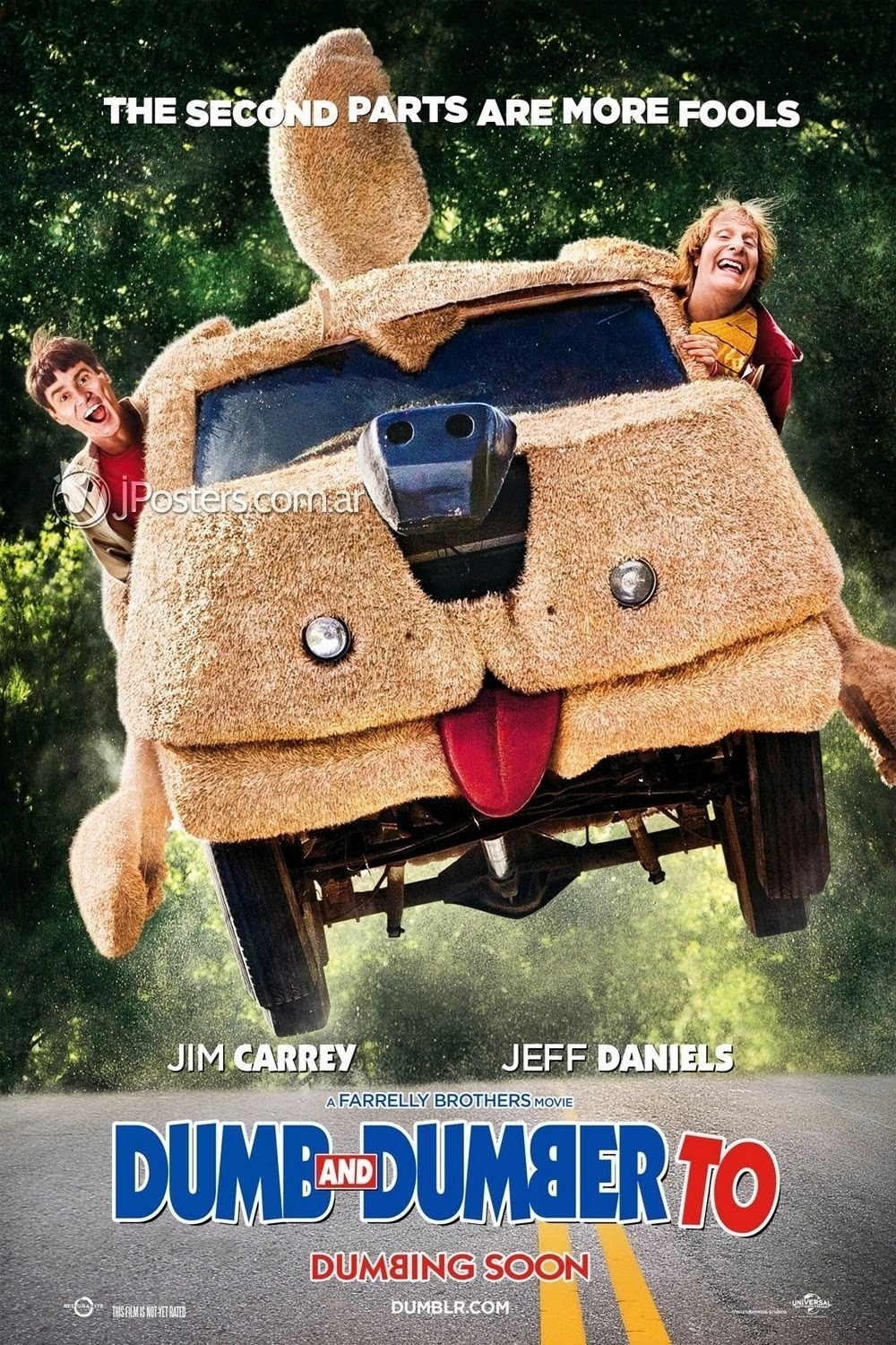Dumb and Dumber To 2014 - Full (HD)