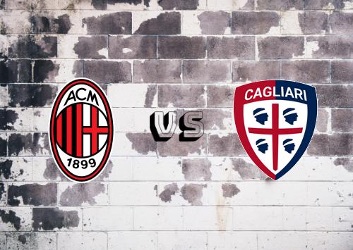 Milan vs Cagliari  Resumen y Partido Completo