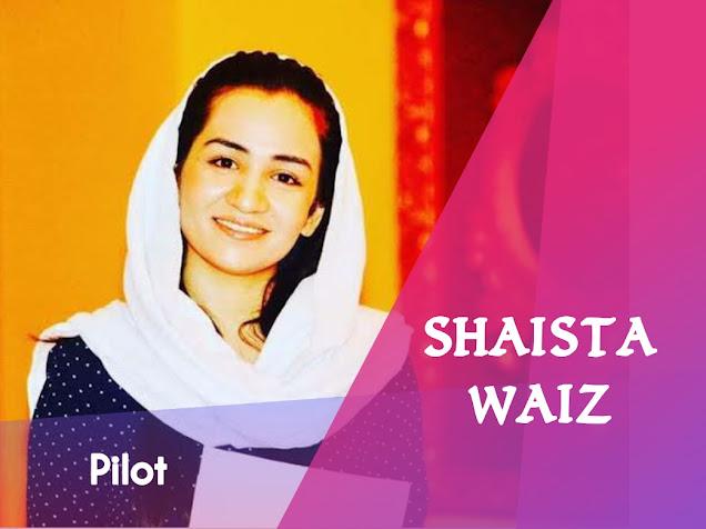 Shaista Waiz