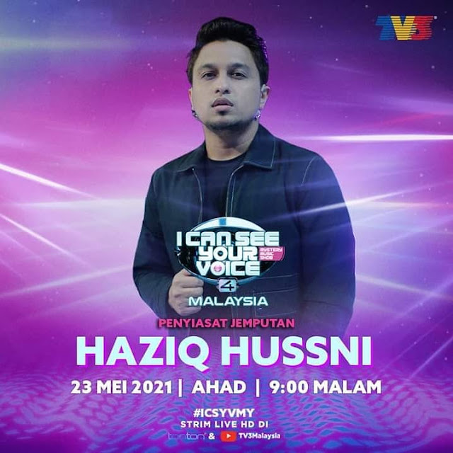 LIVE I Can See Your Voice Malaysia 4 Minggu 2 (23.5.2021)