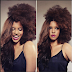 Cómo alisar el pelo afro utilizando planchas