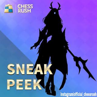Bocoran terbaru hero chess rush update akan datang