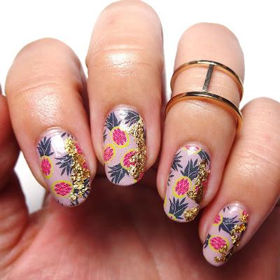 Calypso Nail Art