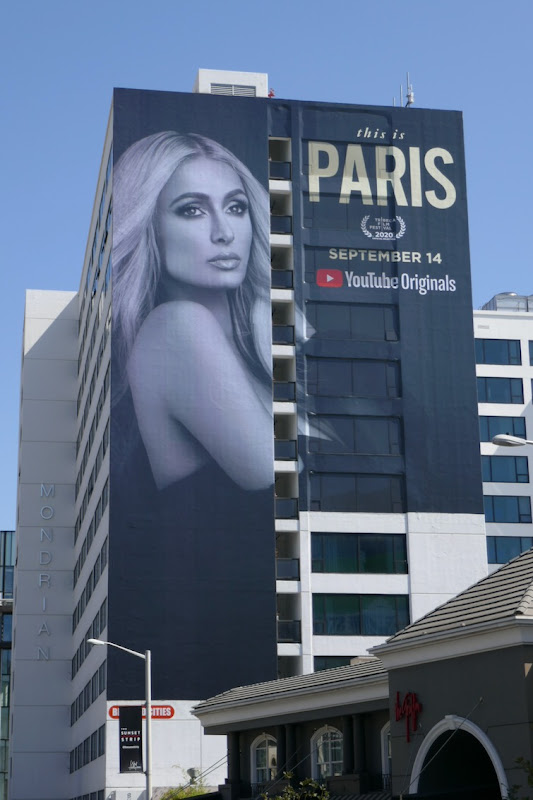 This Is Paris YouTube documentary billboard