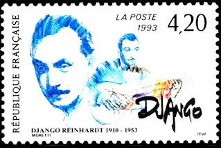 France 1993 Django Reinhardt