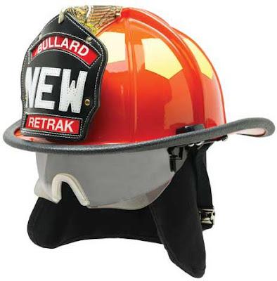 Bullard ReTrak Structural Helmet