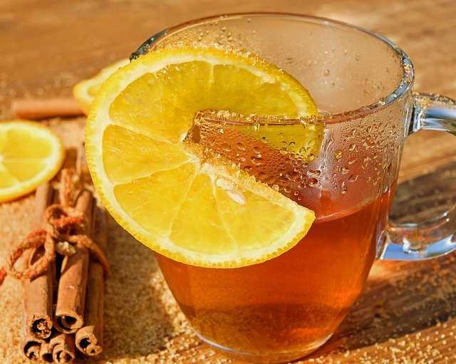 كيفية عمل شاي القرفة