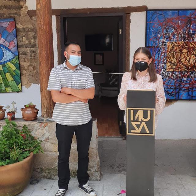 """Exposición """"Por el Placer de Dibujar"""" en Zacatlán 👨🏻🎨 🎨"""
