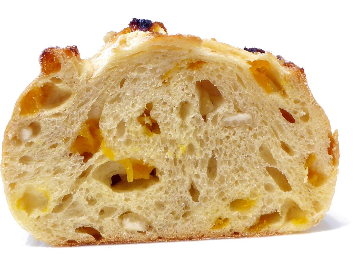 マンゴーとレモンのパン(MANGUE CITRON)   MAISON KAYSER(メゾンカイザー)
