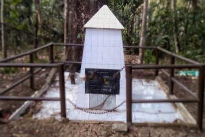 Jejak Keganasan Laskar Bambu Runcing Di Banten Selatan