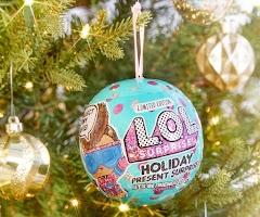Новогодние куклы L.O.L. Surprise! Holiday Present Surprise с эльфами
