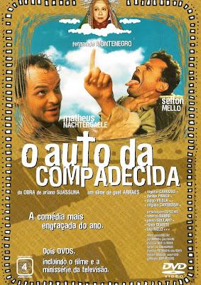 O Auto da Compadecida - DVDRip Nacional
