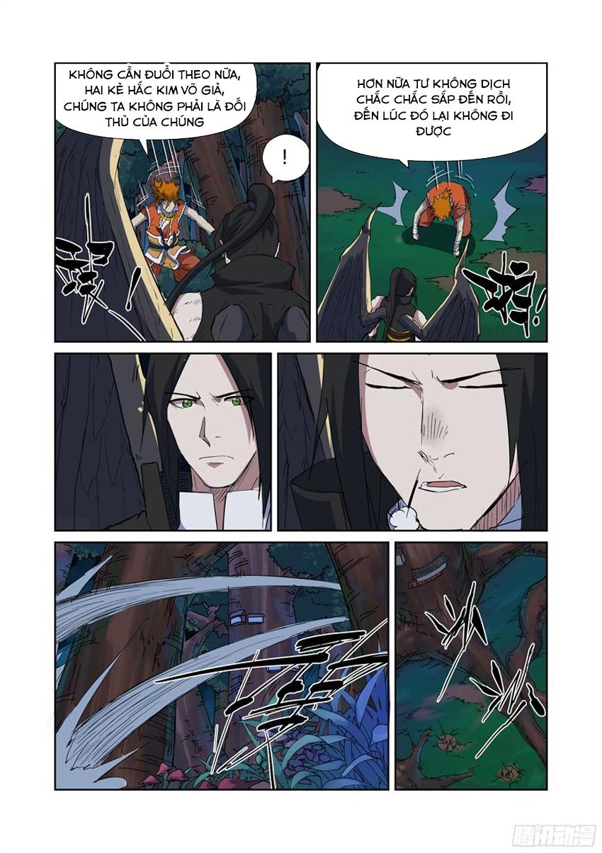 Yêu Thần Ký chap 173 - Trang 4