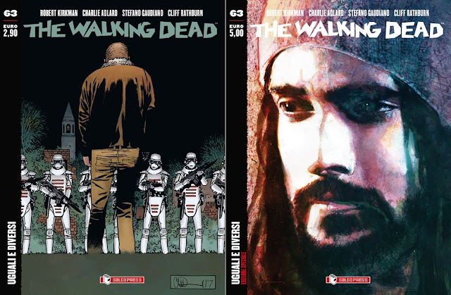 The Walking Dead #63: Uguali e diversi
