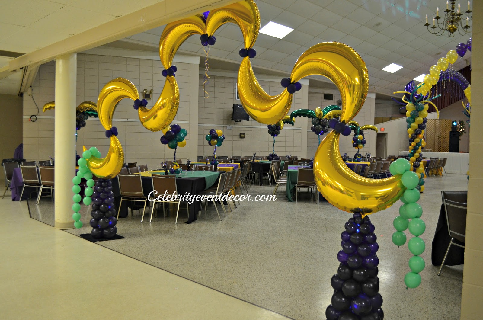 Celebrity Event Decor & Banquet Hall, LLC