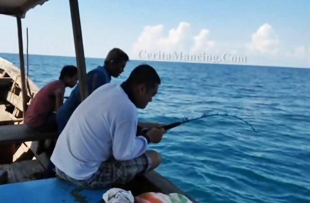 Giling Cabe Dapat Ikan Merah Dan Ikan Bulat LOL