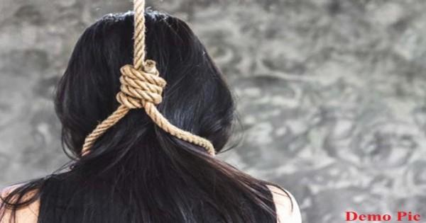 कांगड़ा के जवाली में 16 साल की छात्रा ने लगाया फंदा