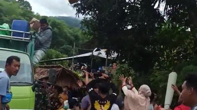 Kesaksian Tim Relawan Muhammadiyah Korban Penjarahan di Majene: Warga Bawa Parang