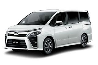 Rental / Sewa Mobil Harian Lepas Kunci TOYOTA VOXY di Jakarta