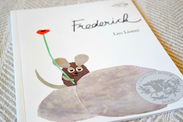 Frederick, included in Reading Roundup- Books We're Enjoying