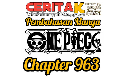 Manga One Piece Chapter 963