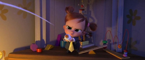 Download The Boss Baby: Family Business Movie English audio scene 2