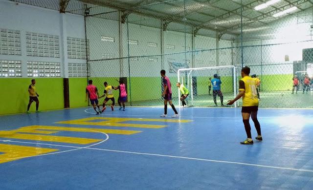 Tim Futsal Tawon Squad Bremoro Meriahkan Hari Jadi Ke-73 Sukoharjo