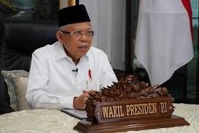 Sebut Tata Kelola Kesehatan Indonesia Lemah, Iwan Sumule: Wapres Maruf Amin Sepertinya Mau Sindir Kepemimpinan Jokowi?
