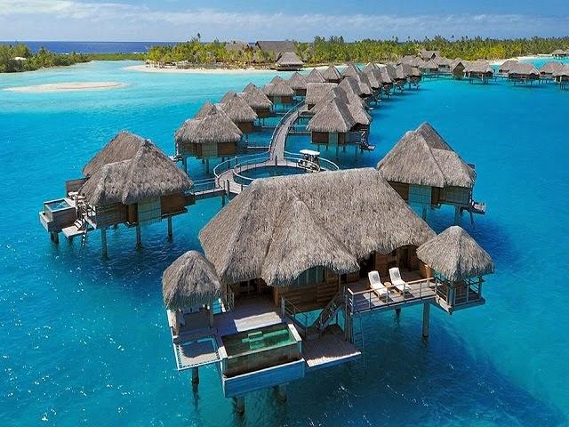 Four Seasons Resort Bora Bora, Bora Bora, Society Islands