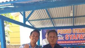Pilkada Kabupaten Bima, Kades Madawau-Madapangga Siap Menangkan Pasangan Syafru-Ady.