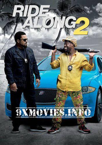 Ride Along 2 (2016) Dual Audio Hindi 480p BluRay 300mb